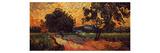 Van Gogh: Castle, 1890 Giclee Print by Vincent van Gogh