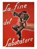 WWII: Italian Poster, 1944 Prints