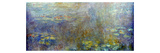 Claude Monet: Waterlilies Giclee Print by Claude Monet