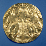 Pre-Columbian Gold, 1000 Ad Photographic Print