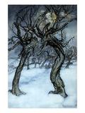 Rackham: Whisper Trees Posters by Arthur Rackham