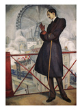 Adolfo Best-Maugard (1891-1965), 1913 Giclee Print by Diego Rivera