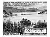 Loch Ness Monster, 1934 Giclee Print