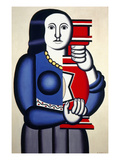 Leger: Woman, 1927 Giclee Print by Fernand Leger