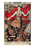 Russian Revolution, 1920 Art