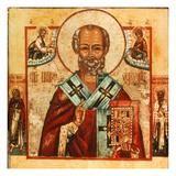 Saint Nicholas Giclee Print