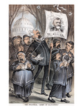 Grant Cartoon, 1880 Prints by Joseph Keppler