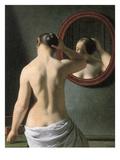 Eckersberg: Nude, C1837 Giclee Print by Christoffer-wilhelm Eckersberg