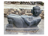Mexico: Toltec Altar Giclee Print