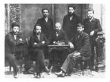Russian Marxists, 1897 Prints