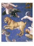 Zodiac: Leo, 1575 Poster