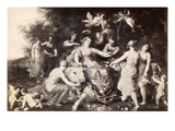 Rape Of Europa Giclee Print by Hendrik van Balen the Elder