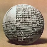 Sumerian Cuneiform Photographic Print
