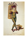 Mozart: Magic Flute, 1791 Giclee Print