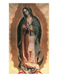 The Virgin Of Guadalupe Giclee Print by Miguel Hidalgo