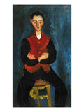 Soutine: The Valet, 1929 Giclee Print by Chaim Soutine