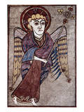 Book Of Kells: St. Matthew Posters