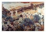 Denis: Paradise, 1912 Reproduction procédé giclée par Maurice Denis