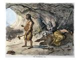 Neanderthal Man Prints