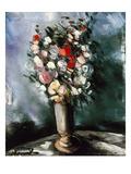 Vlaminck: Summer Bouquet Giclee Print by Maurice de Vlaminick