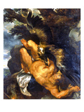 Prometheus Bound Giclee Print by Peter Paul Rubens