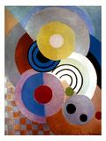 Delaunay: Rhythm, 1946 Art by Sonia Delaunay-Terk