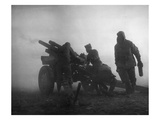 Korean War: Artillery Giclee Print