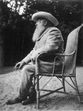 Claude Monet (1840-1926) Photographic Print by Sacha Guitry