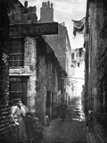 Scotland: Glasgow, 1868 Photographic Print by Thomas Annan