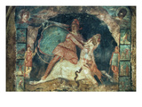 Mithras Killing The Bull Giclee Print