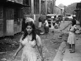 Puerto Rico: Slum, 1942 Photographic Print by Jack Delano