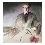 Morcillo: Portrait, C1930 Giclee Print by Gabriel Morcillo Raya