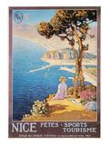 Nice, France, C1920 Print