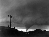 Kansas: Tornado, C1902 Photographic Print