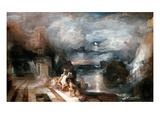 Turner: Hero & Leander Art by Joseph Mallord William Turner