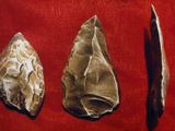 Paleolithic Tools Photographic Print