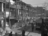 Washington Slum, 1935 Photographic Print by Carl Mydans