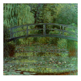 Monet: Waterlilies, 1899 Giclee Print by Claude Monet