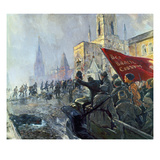 Russian Revolution, 1917 Prints