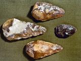 Paleolithic Tools Photographic Print