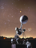 Zeiss Planetarium Projector Photographic Print