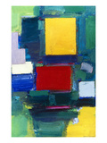 Hans Hofmann: The Door Giclee Print by Hans Hofmann