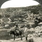 Nazareth, Palestine, C1920 Photographic Print