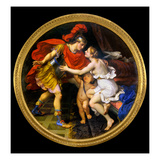 Mignard: Venus &amp; Mars Giclee Print by Pierre Mignard