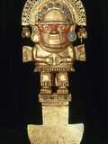Incan Gold Ornament Photographic Print