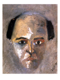 Arnold Schoenberg Giclee Print by Arnold Schoenberg