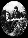 Navajo Silversmith, C1880 Photographic Print by George Benjamin Wittick