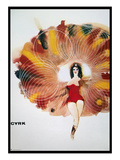 Polish Circus Poster, 1968 Giclee Print by Maciej Urbaniek