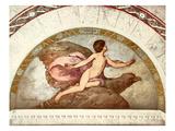 Ganymede, C1901 Poster
