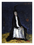 Valenti: Widow, 1941 Giclee Print by Italo Valenti